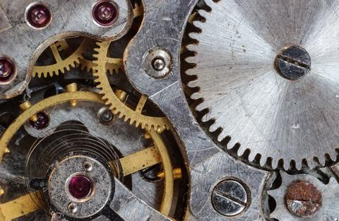 maquinaría industrial